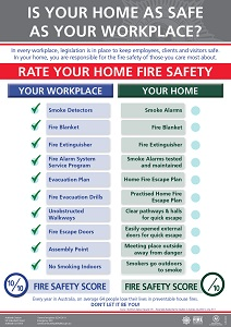 MFS Image - Educational Resource Checklist Home v Workplace