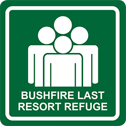 Bushfire Last Resort Icon