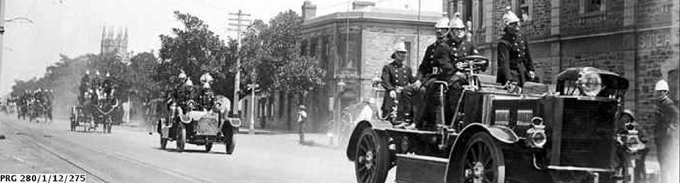 South Australian Metropolitan Fire Service