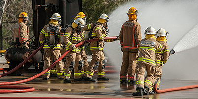 Our firefighters represent the best of our community's values. Find out more about what their job is really like.