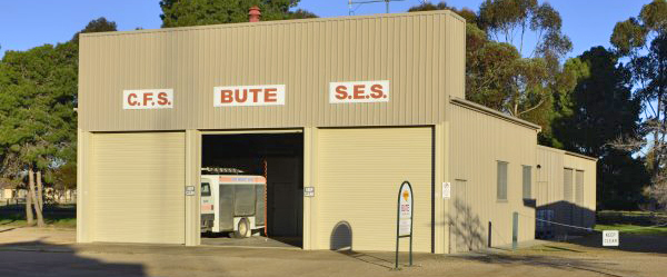 SA State Emergency Service Bute Unit building