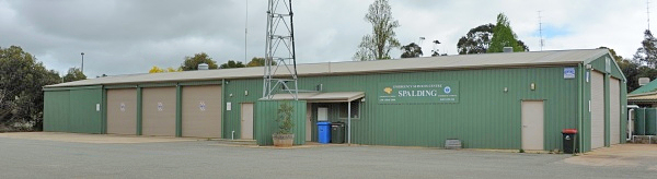 SA State Emergency Service Spalding Unit building
